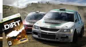 hra Dirt XBox 360