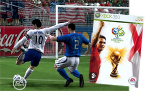 Fifa World Cup 2006 XBox 360 hra