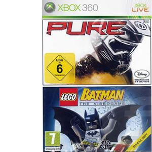 XBox 360 hry - Lego Batman, Pure
