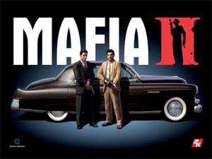 hra Mafia 2 na XBox 360