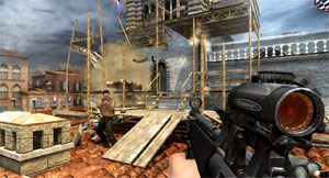 Quantum of Solace 007 XBox 360 hra