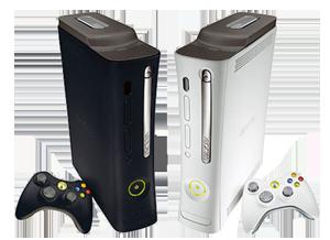 XBox 360 konzole